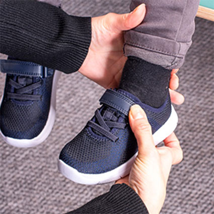 Girls First Shoes