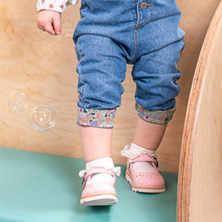 First Shoes and Baby Foot Health